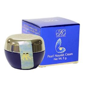 ครีมไข่มุกคังเซ็น(ขนาด 5 กรัม) Kristine Ko-Kool Pearl Nourish Cream By Kangzen