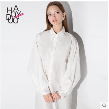เสื้อแฟชั่นแนวยุโรปจากร้าน HYDI