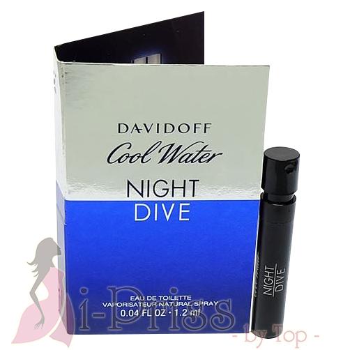 Davidoff Cool Water Night Dive (EAU DE TOILETTE)