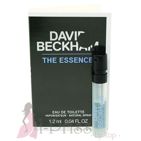 David Beckham The Essence (EAU DE TOILETTE)