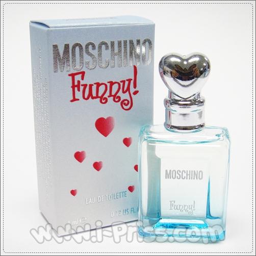 Moschino Funny (EAU DE TOILETTE)