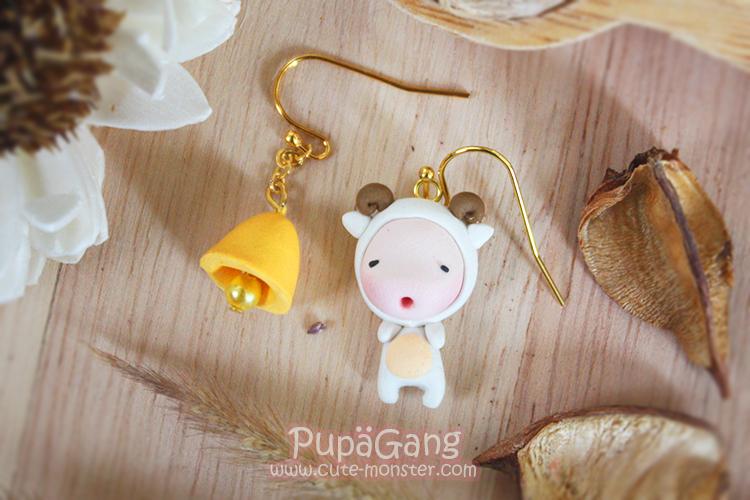 Pupa gang Chinese zodiac : Goat