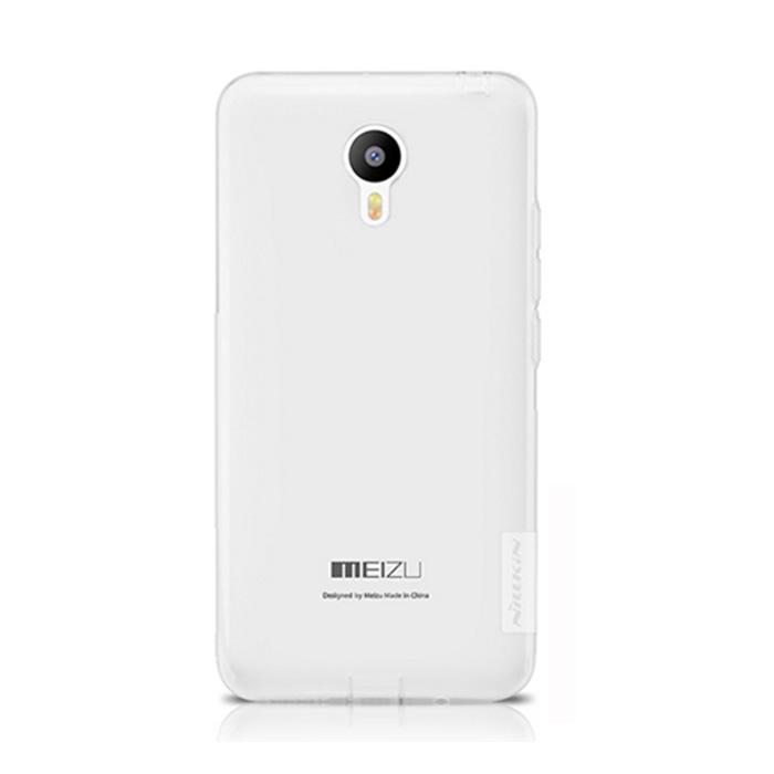 Nillkin Nature 0.6mm Transparent TPU Cover For Meizu M2 Note