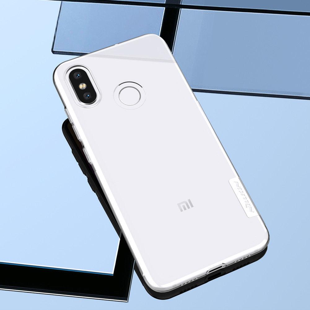 Nillkin Nature Slim Clear TPU Case Xiaomi Mi 8