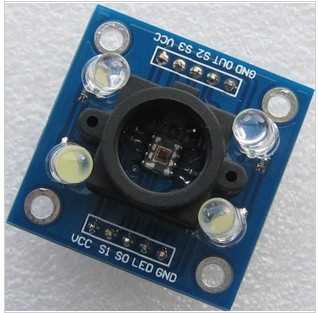 Color Recognition Sensor Detector (TCS230/TCS3200)