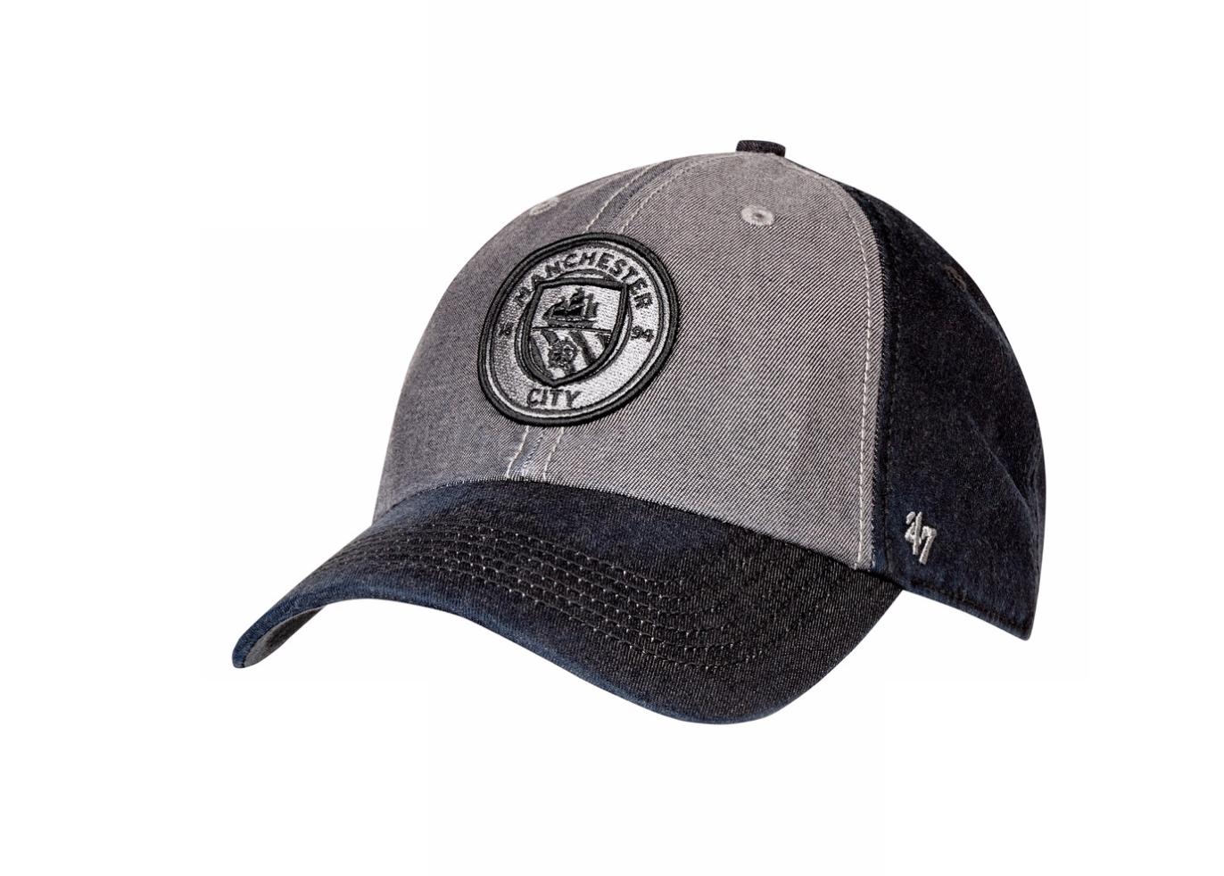 หมวกแมนเชสเตอร์ ซิตี้ Encoder 47 Clean Up Grey ของแท้