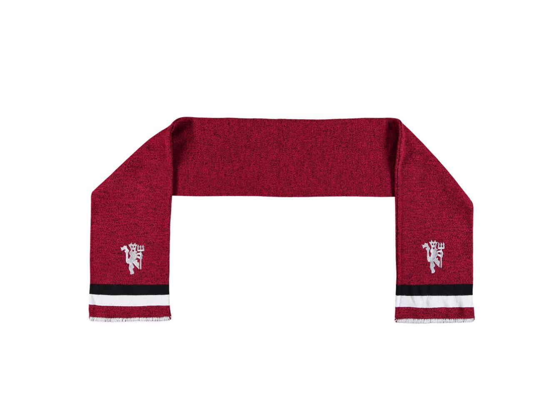 ผ้าพันคอแมนแมนเชสเตอร์ ยูไนเต็ด Mixed Marl Scarf - Red ของแท้