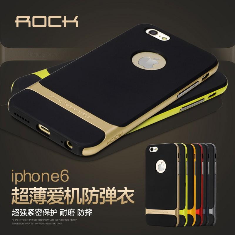 เคสครอบหลัง Apple iPhone 6 / 6s 4.7 นิ้ว รุ่น Rock Series