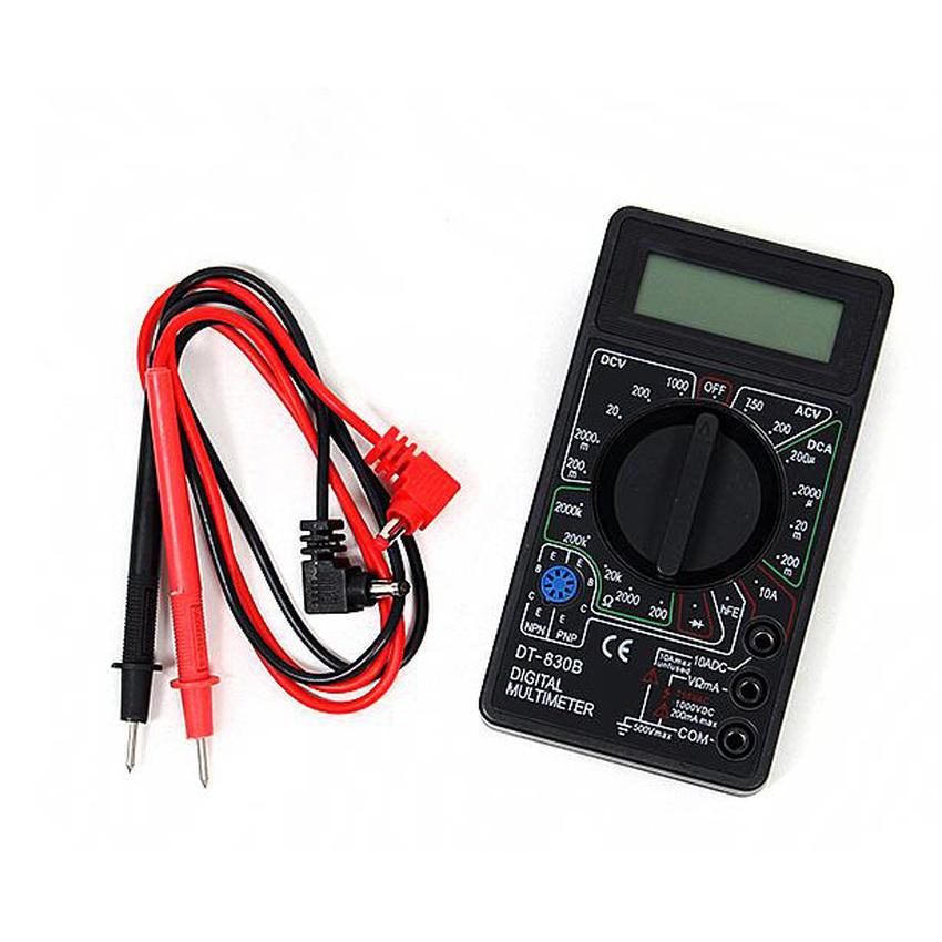 ดิจิตอล มัลติมิเตอร์ DT-830B( Digital Multimeter )