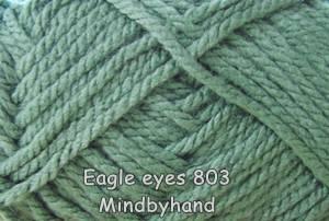ไหมพรม Eagle eyes สี 803