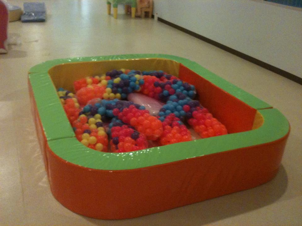 (พร้อมลูกบอล 1,500ลูก