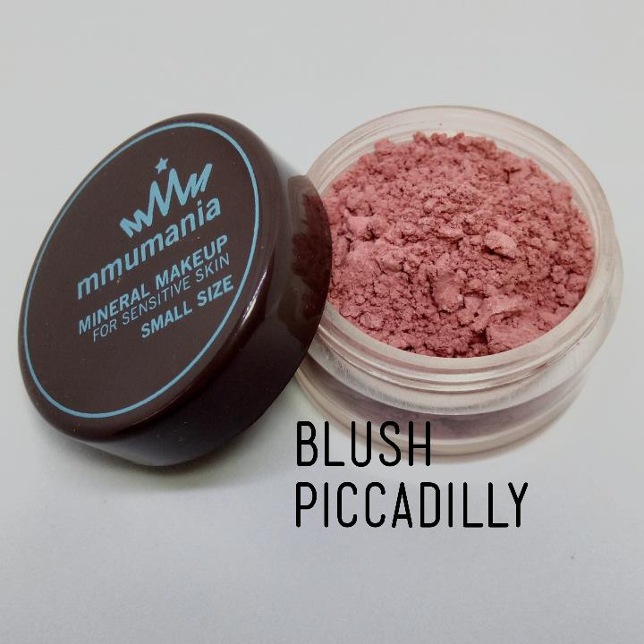 ขนาดเล็ก MMUMANIA Exclusive Blush : Clear Matte PICCADILLY