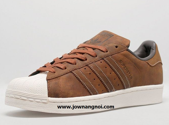 (พรีออเดอร์) Adidas Originals Superstar Leather