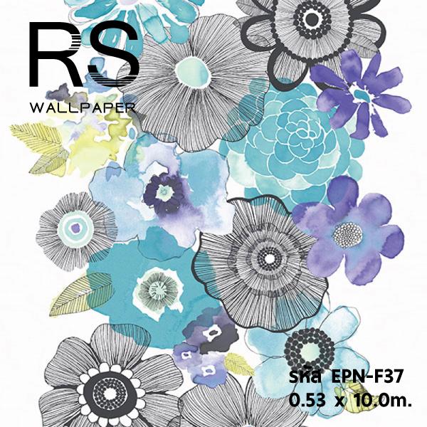 วอลเปเปอร์ ดอกไม้ EPN-F37
