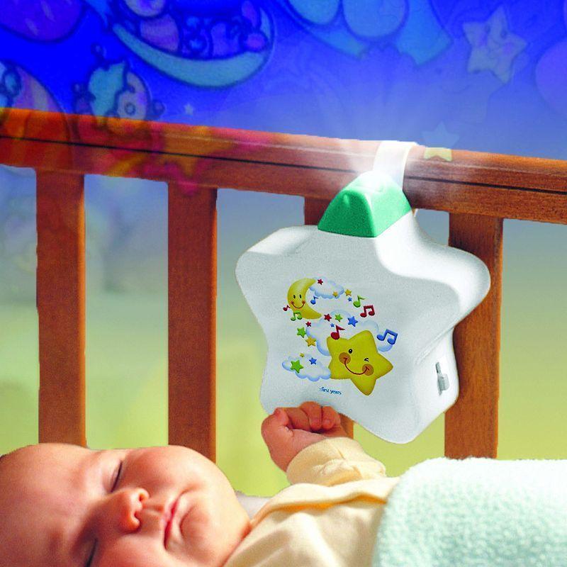 TOMY First Years Starlight Dreamshow white ของแท้นำเข้าจาก TOMY UK ส่งฟรี