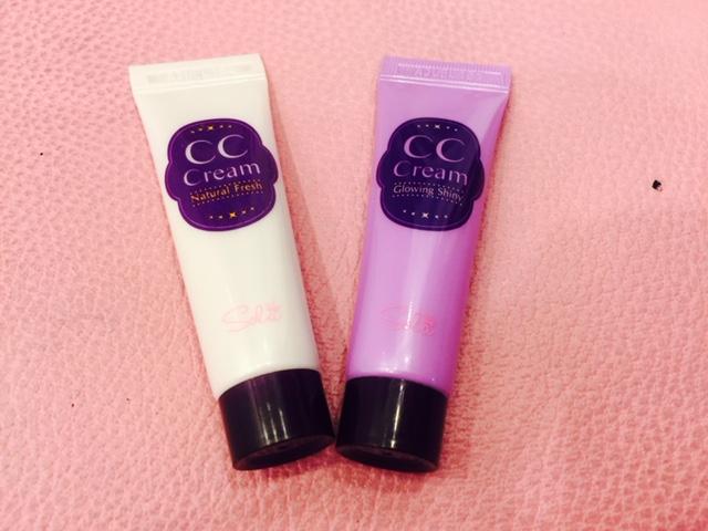Tester Sola CC Cream CC Cream