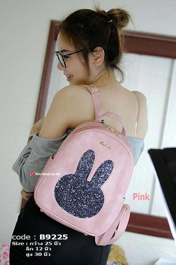กระเป๋าเป้สไตล์เกาหลี ดีไซน์น่าร้ากกกก