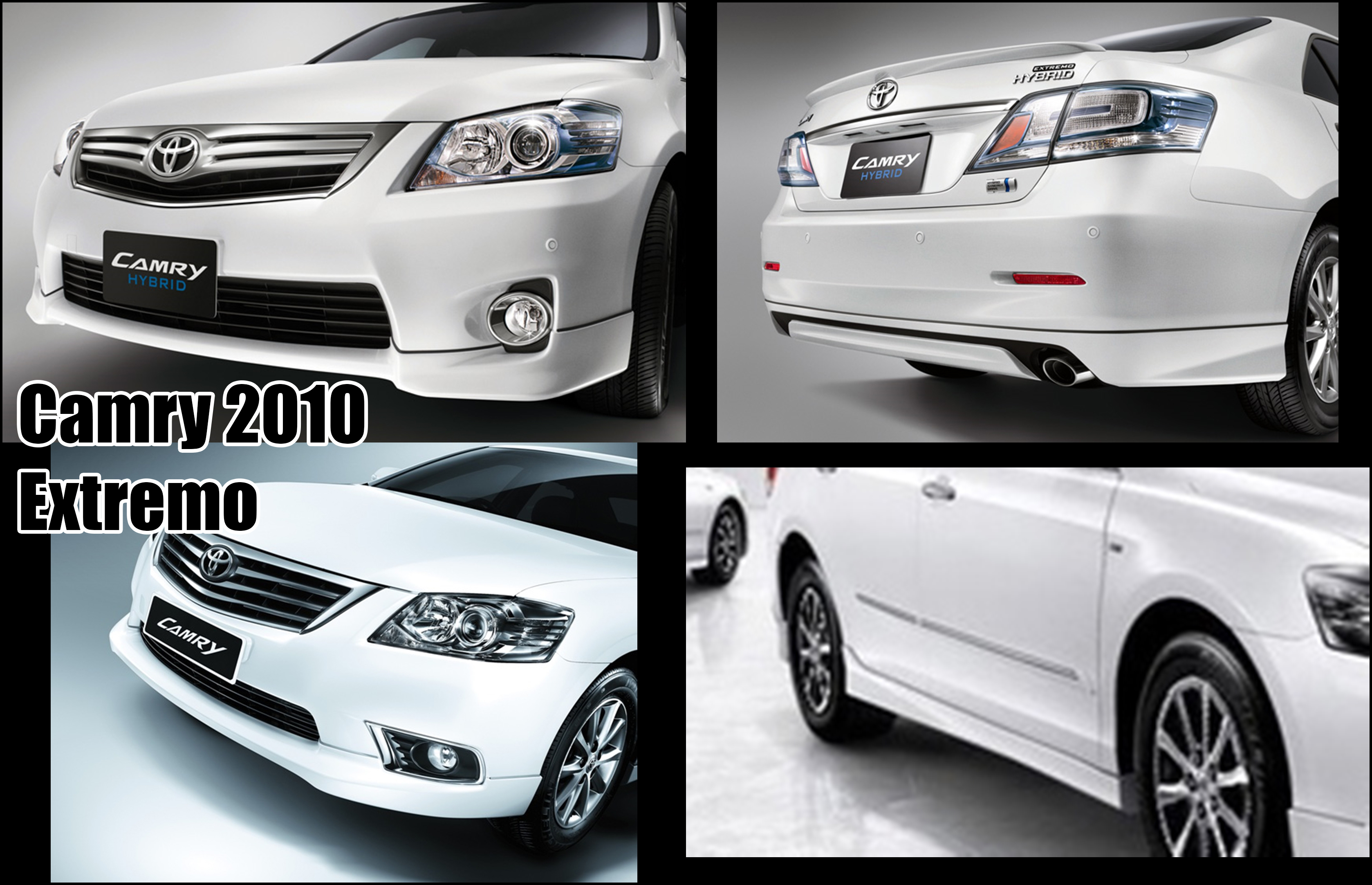 Camry 10 - Extremo