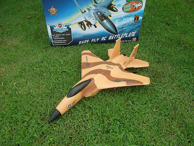 เครื่องบินบังคับ F 15 fighter
