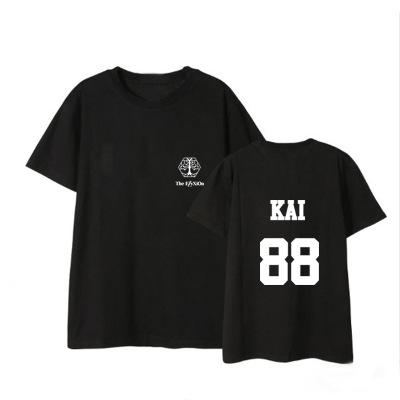 """เสื้อยืด EXO Planet #4 – """"The EℓyXiOn"""" - KAI"""
