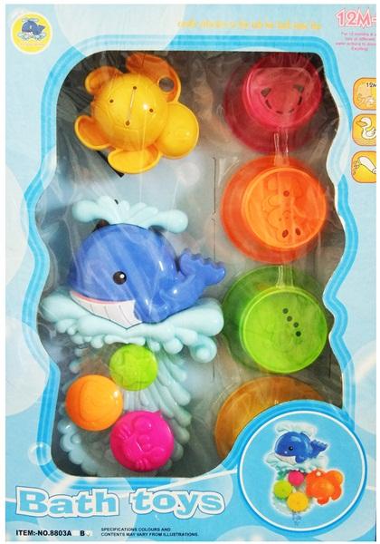 Bath toy กังหันวาฬน้อยเล่นน้ำ
