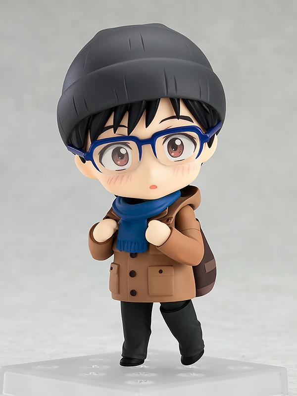 Pre-order Nendoroid Yuri Katsuki: Casual Ver.