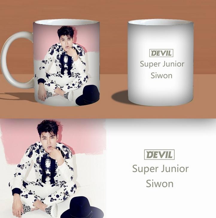 แก้วมัค SUPER JUNIOR : DEVIL ซีวอน