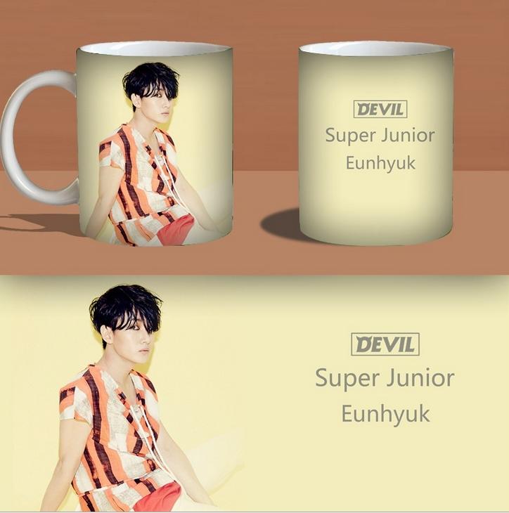 แก้วมัค SUPER JUNIOR : DEVIL อึนฮยอก