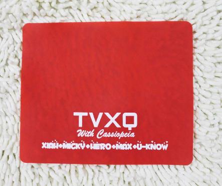 แผ่นรองเม้าส์ TVXQ!