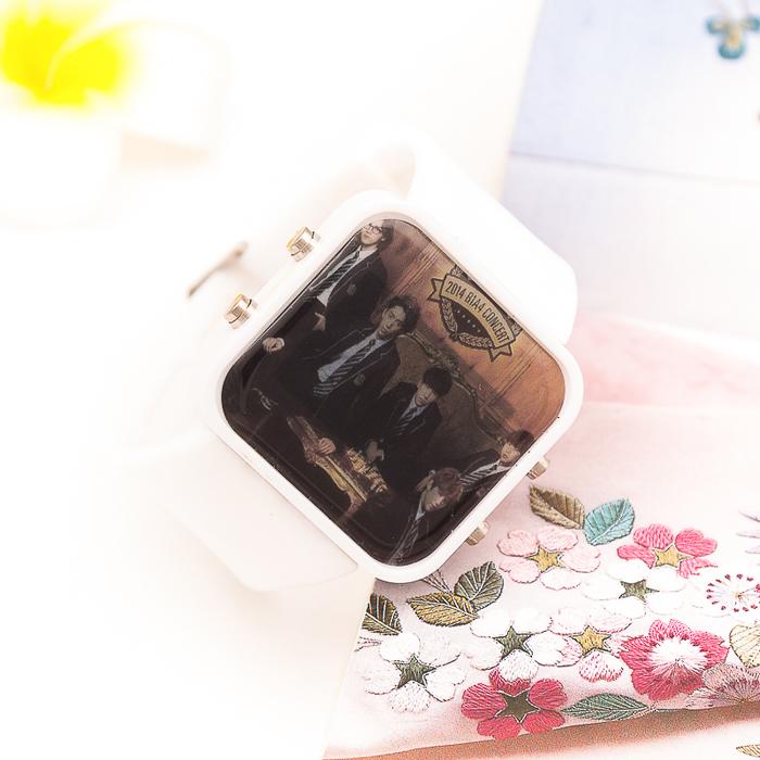 นาฬิกา LED B1A4