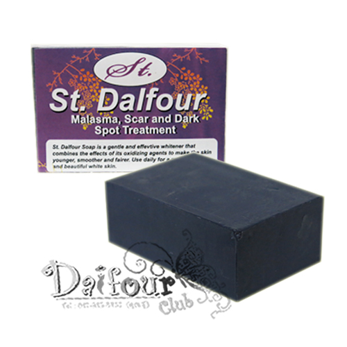 ST.Dalfour Beauty Whitening Soap ขนาด 200 g สบู่คูเวตสกัดจาดเมล็ดองุ่น ช่วยเรื่องฝ้ากระ จุดด่างดำ