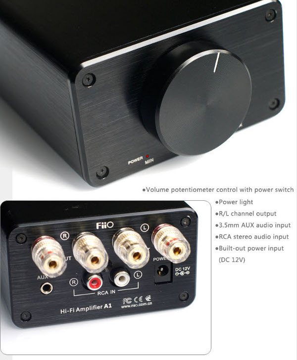 FiiO A1 Digital Amplifier