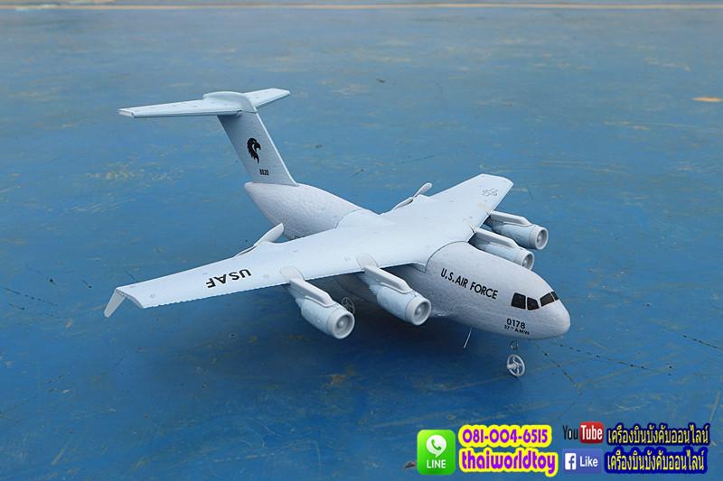 C-17 U.S. AIR FORCE 2CH- เครื่องบินลำเลียงบังคับ 4 เครื่องยนต์
