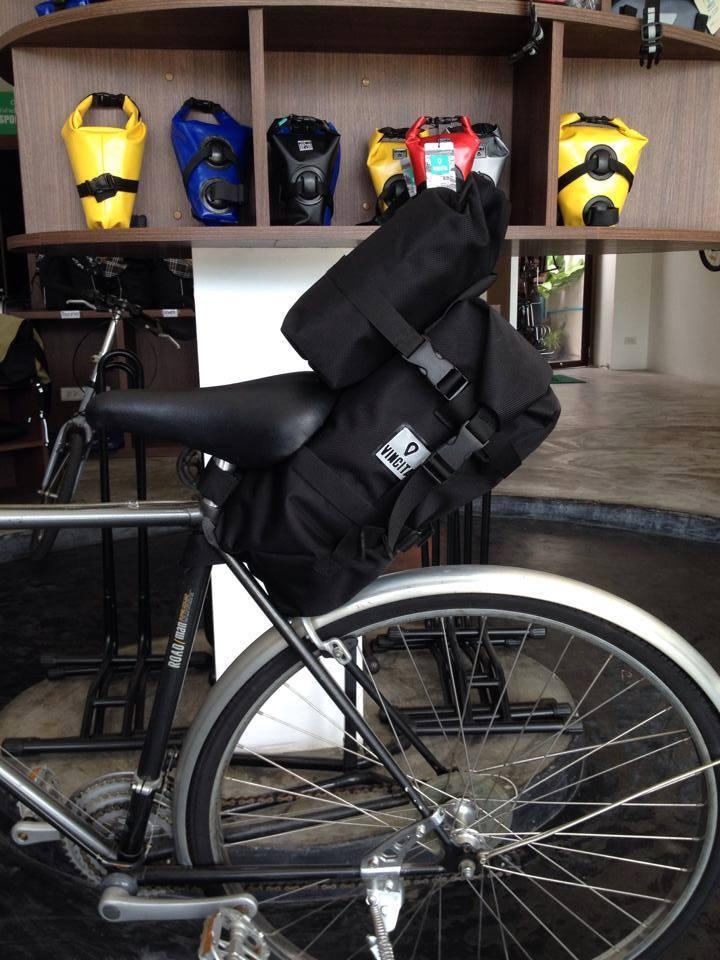 Vincita - B038 Light Touring Bag