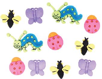 Bugs Button