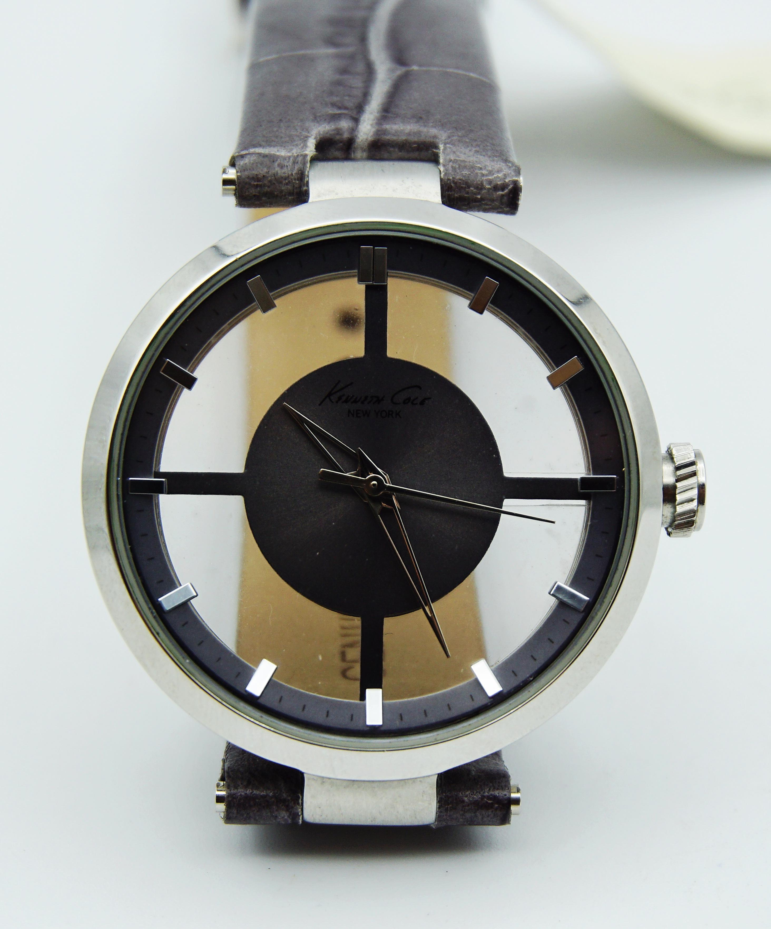 นาฬิกา KENNETH COLE พร้อมกล่อง