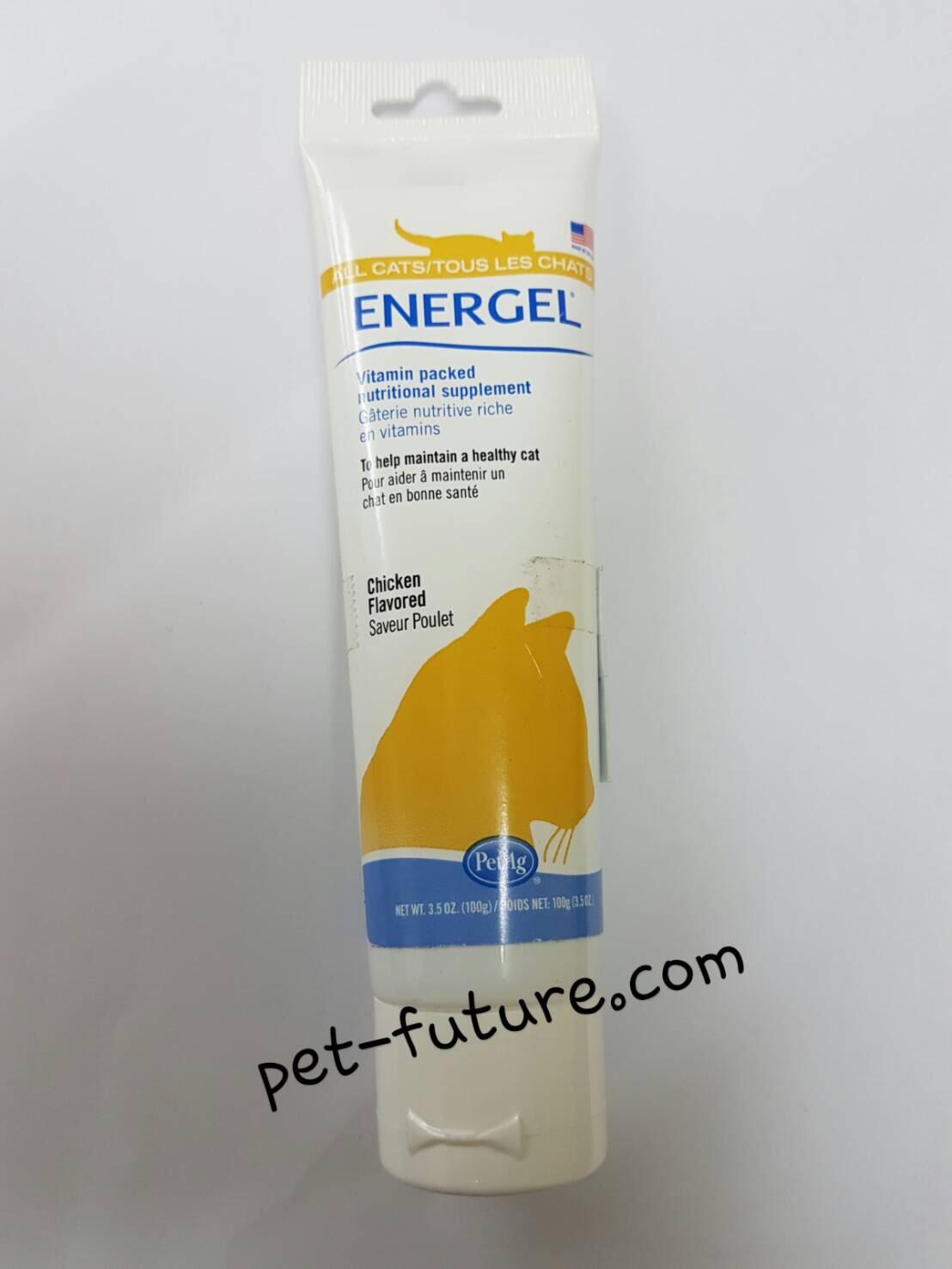 ENERGEL all Cat เจลเพิ่มพลังงาน สัตว์ป่วยพักฟื้น Exp.10/18