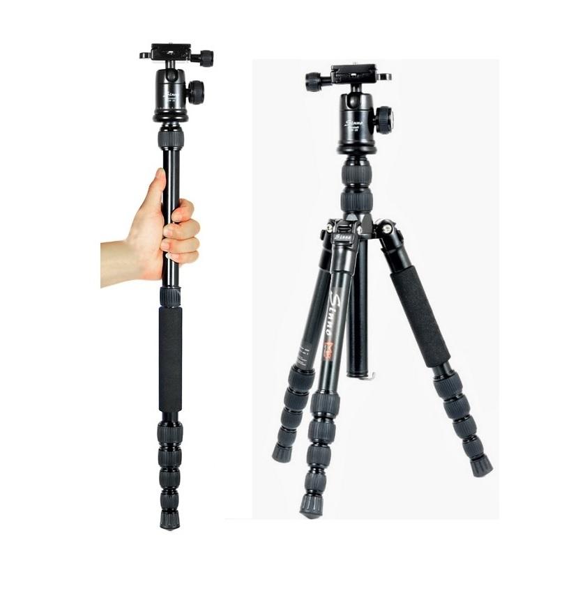 ขาตั้งกล้องTripod&Monopod Sinno รุ่น M-2522Z ส่งฟรีEMS.