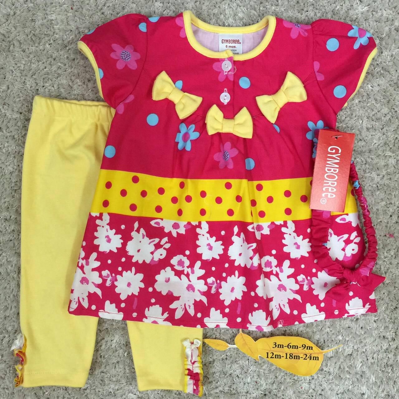 เสื้อผ้าเด็ก (พร้อมส่ง!!) 170460-14