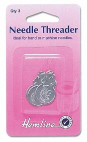ที่สนเข็มอะลูมิเนียม / Needle Threader -Aluminium