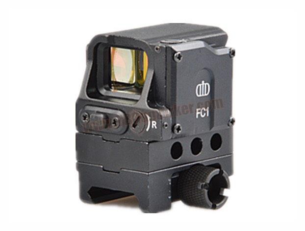 Red Dot DI Optical FC1 สีดำ