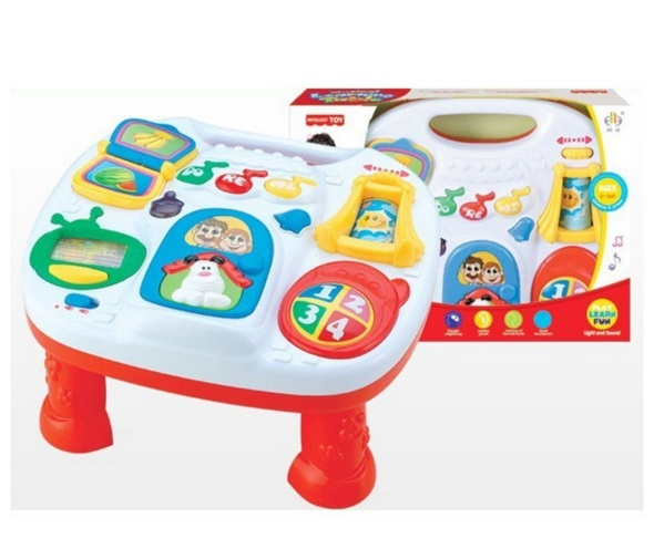โต๊ะกิจกรรมดนตรีสำหรับเด็ก