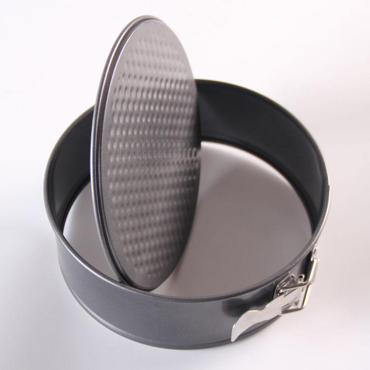 พิมพ์เค้กเทฟล่อน สปริง ถอดก้นได้ทรงกลม 8 นิ้ว (20 ซม.)(3 ปอนด์)
