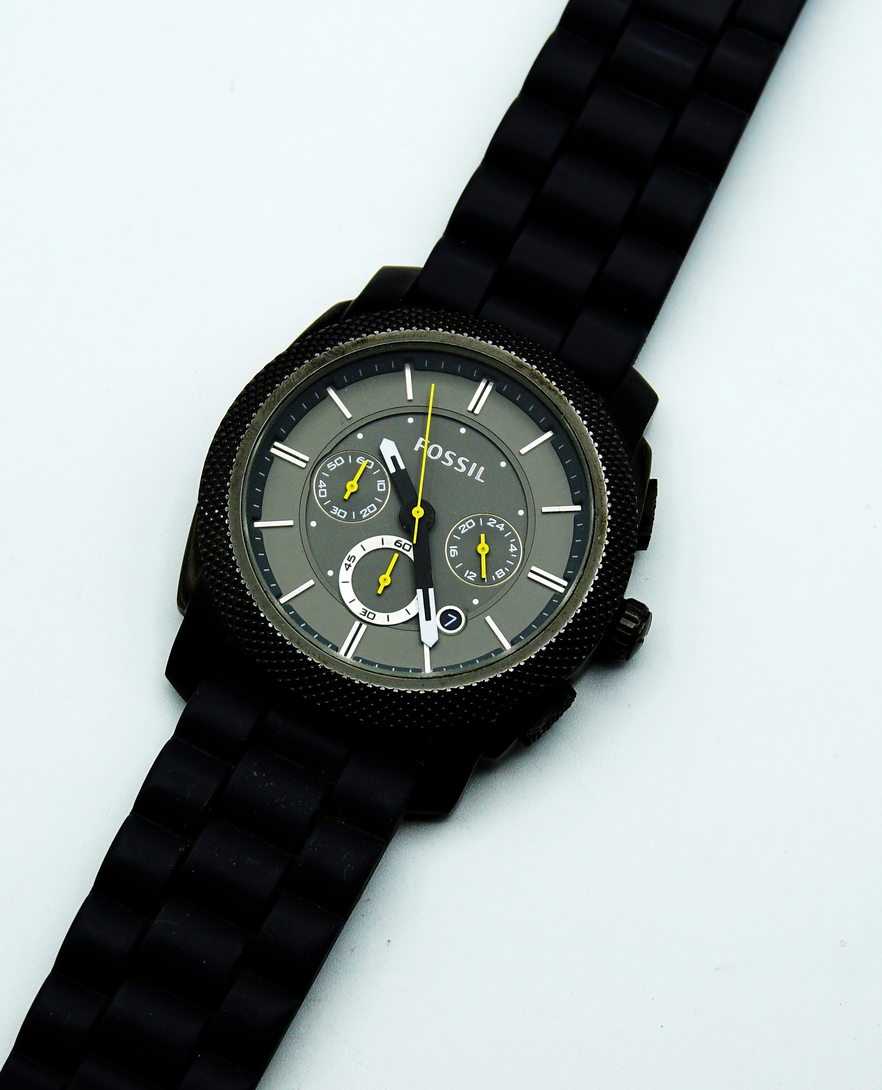 นาฬิกามือสอง FOSSIL CHRONOGRAPH