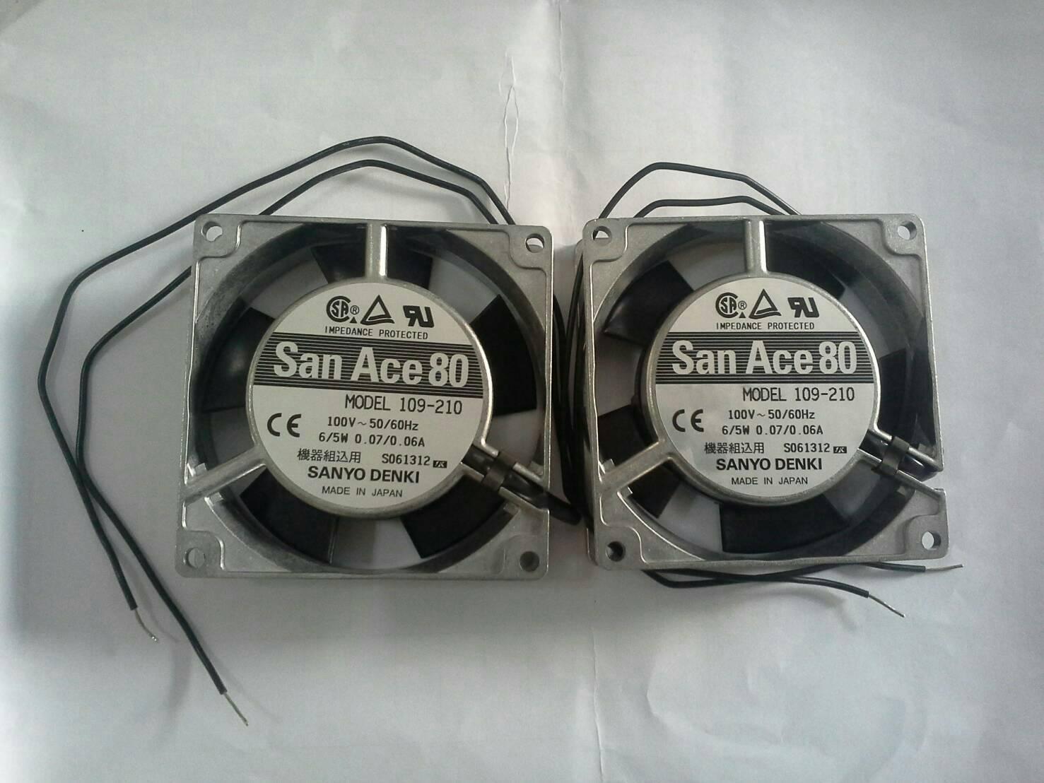 NEW  109P0424H7D28 DC SAN ACE SANYO FAN ORIGINAL