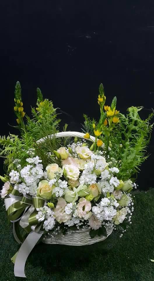 กระเช้าดอกไม้18