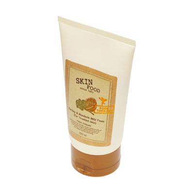 Skinfood Parslery & Mandarin Mild Foam (FOR TROUBLED SKIN)