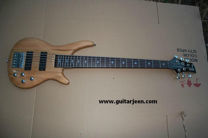 Ibanez 6 strings Bass