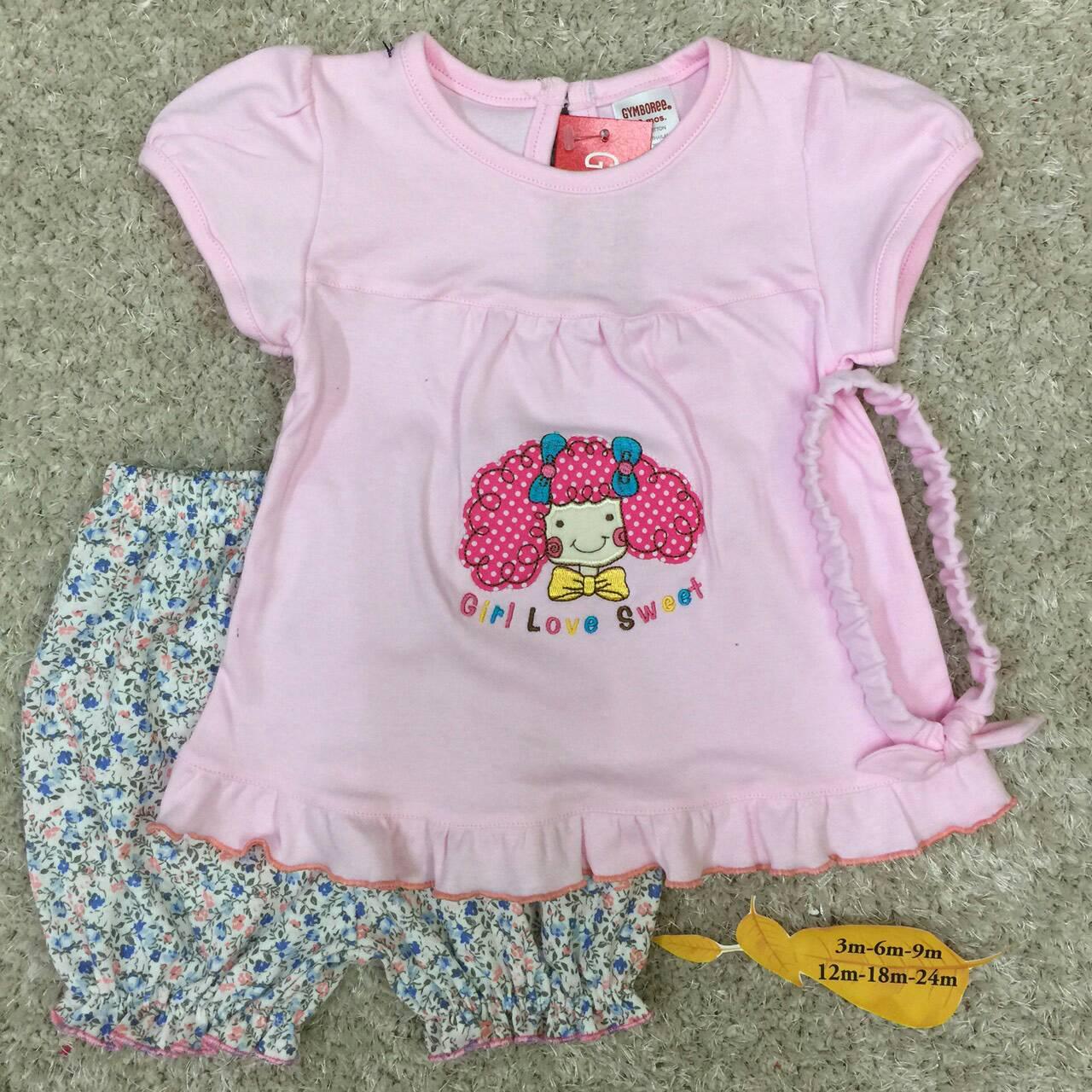 เสื้อผ้าเด็ก (พร้อมส่ง!!) 170460-6