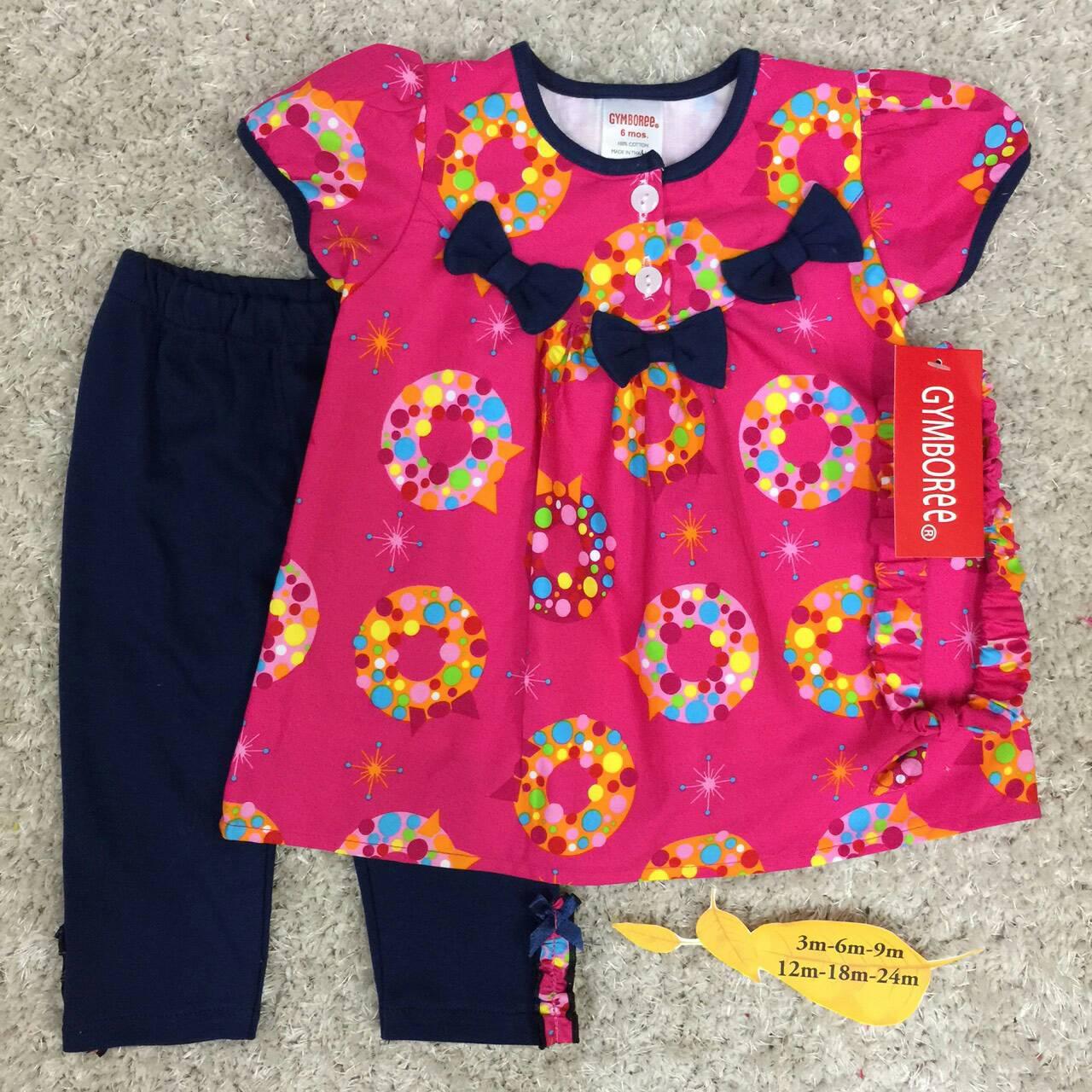 เสื้อผ้าเด็ก (พร้อมส่ง!!) 170460-12